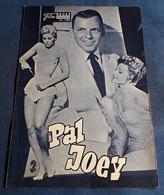 "Frank Sinatra, Kim Novak, Barbara Nichols > ""PAL JOEY"" > Altes NFP-Filmprogramm '1959 (fp362) - Riviste"