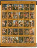 PALAU 1996  La Bible  YVERT N°929/58  NEUF MNH** - Christendom