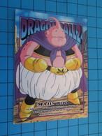 CARTE A JOUER OU A COLLECTIONNER : 1995 DRAGON BALL Z MEMORIAL PHOTO 27 EN JAPONAIS MAJIN BOO A Bien Mangé - Dragonball Z