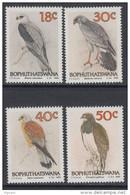D90215 Bophuthatswana South Africa 1989 FALCONS HAWKS BIRDS MNH Set - Afrique Du Sud Afrika RSA Sudafrika - Bophuthatswana