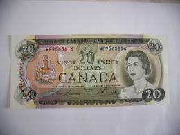 Kanada 20$ 1971, P-89b. Unc - Canada
