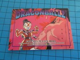 CARTE A JOUER OU A COLLECTIONNER : 1995 DRAGON BALL Z MEMORIAL PHOTO 63 EN JAPONAIS MAJIN BOO ET CHICHI RACRAC - Dragonball Z