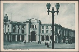 Galleria Vittorio Emanuele III, Messina, C.1930s - GDSM Cartolina - Messina