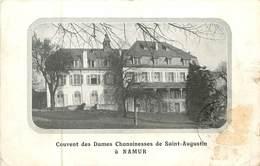 Belgique -  Namur : Namur Couvent Des Dames Chanoinesses De Saint-Augustin à Namur      Réf 6342 - Namen