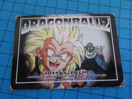 CARTE A JOUER OU A COLLECTIONNER : 1995 DRAGON BALL Z MEMORIAL PHOTO 102 EN JAPONAIS : GOTENKS ET PICCOLO - Dragonball Z
