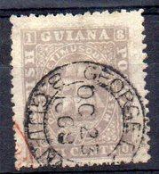 Sello Nº 26a  Guayana - British Guiana (...-1966)