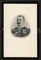 Doodsprentje / Bidprentje / Avis De Décès / Léon Auguste De Cannart D'Hamale / Mons / 1908 / 2 Scans - Religión & Esoterismo