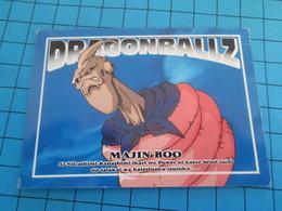 CARTE A JOUER OU A COLLECTIONNER : 1995 DRAGON BALL Z MEMORIAL PHOTO 81 EN JAPONAIS : MAJIN BOO Qui Se Tend - Dragonball Z