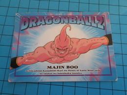 CARTE A JOUER OU A COLLECTIONNER : 1995 DRAGON BALL Z MEMORIAL PHOTO 89 EN JAPONAIS : MAJIN BOO Qui Pue - Dragonball Z