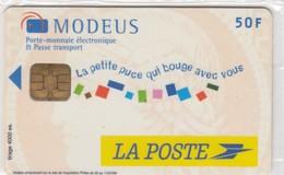 TELECARTE SOUS BLISTER - MODEUS 50F MONDIAL DU TIMBRE PHILEXFRANCE 99  / 1 - Stamps & Coins