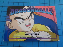 CARTE A JOUER OU A COLLECTIONNER : 1995 DRAGON BALL Z MEMORIAL PHOTO 67 EN JAPONAIS : GOTENKS - Dragonball Z