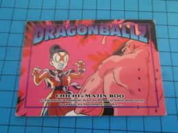 CARTE A JOUER OU A COLLECTIONNER : 1995 DRAGON BALL Z MEMORIAL PHOTO 63 EN JAPONAIS : CHICHI RACRAC Et MAJIN BOO - Dragonball Z
