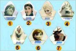 Fèves : La Reine Des Neiges - Disney