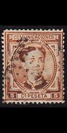 SPANIEN SPAIN [1876] MiNr 0156 ( O/used ) - 1875-1882 Königreich: Alphonse XII.
