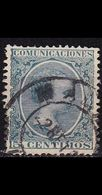 SPANIEN SPAIN [1899] MiNr 0203 ( O/used ) - 1889-1931 Regno: Alfonso XIII
