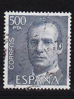 SPANIEN SPAIN [1981] MiNr 2519 ( O/used ) - 1931-Heute: 2. Rep. - ... Juan Carlos I