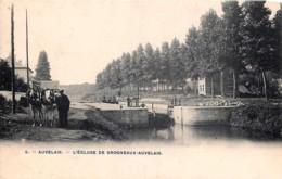 Belgique - Sambreville - Auvelais - Vue Générale De La Gare - Sambreville