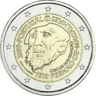 Portugal 2019    2 Euro Comm. Magellan    UNC Uit De Rol  UNC Du Rouleaux  !! - Portugal