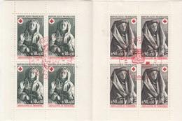 CARNET CROIX ROUGE 1973 OBLITÉRÉ  / 1 - Markenheftchen