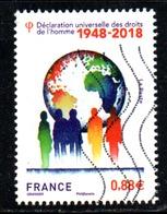 N° 5290 - 2018 - Used Stamps