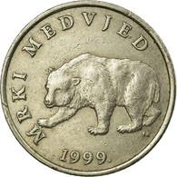 Monnaie, Croatie, 5 Kuna, 1999, TTB, Copper-Nickel-Zinc, KM:11 - Croatie