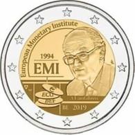 Belgie 2019  2 Euro Commemo  25 Jaar EMI    Extreme Rare !!! - Belgien