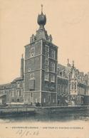 CPA - Belgique - Leuven - Louvain - Une Tour Du Château D'Héverlé - Leuven