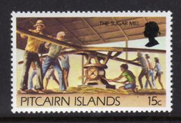PITCAIRN ISLANDS - 1981 15c ADDITIONAL DEFINITIVE VALUE FINE MNH ** SG 179a - Stamps