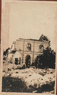 Photo Guerre 1914 1918 Mairie Massiges Marne - 1914-18