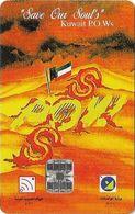 Kuwait - KP Telecom - Save Our Soul's - Kuwaits P.O.Ws, SC7, 1997, Used - Kuwait