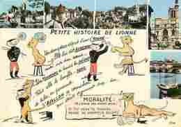 89 - Yonne - Multivues - Voir Scans Recto-Verso - France