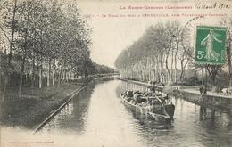 31 RENNEVILLE Le Canal Du Midi (peniche) - Other Municipalities