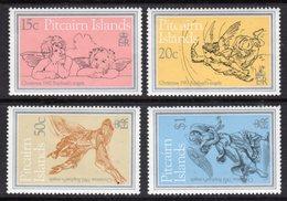 PITCAIRN ISLANDS - 1982 CHRISTMAS SET (4V) FINE MNH ** SG 230-233 - Stamps