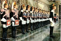 CARABINIERI - GUARDIE DEL PRESIDENTE DELLA REPUBBLICA (VI) - Uniformi