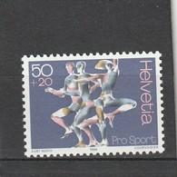 Suisse  Neuf **   1986  N°1243   Pour Le Sport - Neufs