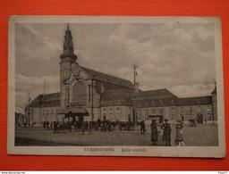 Luxembourg , Gare Centrale , Édition Capus &Friedler N°106 - Cartes Postales