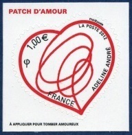 0649  St Valentin D'Adeline ANDRE - Patch D'amour -  50 Gr Neuf  ** PRO 2012 + - France
