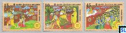 Sri Lanka Stamps 2019, Vesak, Buddha, Buddhism, MNH - Sri Lanka (Ceylon) (1948-...)