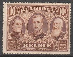Belgie    .    OBP   .    149       .      **       .   Postfris    .  / .  Neuf Sans  Charniere - 1915-1920 Albert I