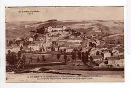 - CPA LE CHAMBON-LE-CHATEAU (48) - Vue Générale Méridionale - Editions Margerit-Brémond 2467 - - Francia