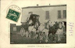 ALGÉRIE - Carte Postale - Sidi AÏssa - L 'Arrivée Du Courrier - L 29409 - Autres Villes