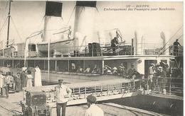 76 DIEPPE Embarquement Des Passagers Pour Newhaven - Dieppe