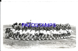 111974 PARAGUAY COSTUMES NATIVE MAN'S DANCER POSTAL POSTCARD - Paraguay