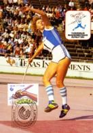1983: Leichtathletik - WM 1983 - FDC
