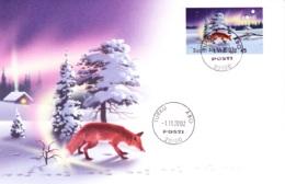 2002-11-01: Fuchs In Lappland - Finnland