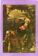 VENEZIA Scuola Grande Di San Rocco Tintoretto ( Jacopo Robusti Detto II ) La Fuga In Egitto ( Particolare ) - Venezia (Venice)