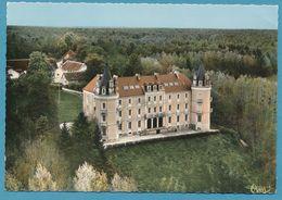 Colonie De Vacances Peugeot - Château De Clervans - CHAMBLAY - Photo Véritable Colorisée Circulé 1968 - Sonstige Gemeinden