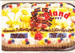 1997 : Aland -  Map - Ganze Jahrgänge