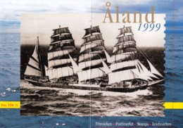 1999: Aland - Map - Ganze Jahrgänge