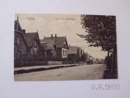 Kolding. - Parti Fra Søndervang. (31 - 7 - 1911) - Danimarca